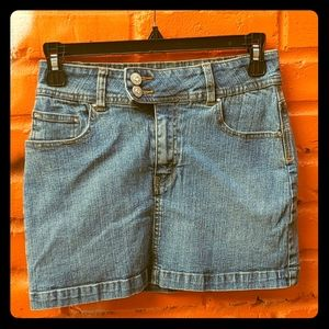 Arizona Jean co Denim Skirt size 12